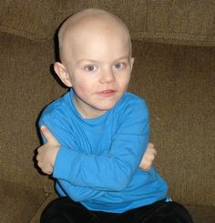 Makade Gaige Thom  was diagnosed with Hepatoblastoma on Nov. 16, 2005 when he was 2. He is currently in remission, Michelle Knutson writes.