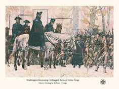 This Day in History marks the start of Washington's winter at Valley Forge.