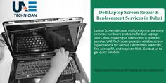 Laptops and Computers are now part of our life as we depend upon them professionally as well as personally. Today everything is maintained in any business through these gadgets. But imagine a situation where your device accidentally falls, and the screen of the equipment gets broken. Instead of getting panicked, you need to contact an expert for assistance. UAE Technician offers you quality solutions for repair and replacement of screens for systems at affordable prices.