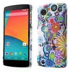 Floral design back case for Lg Nexus 5 from Bracevor #LGNexus5