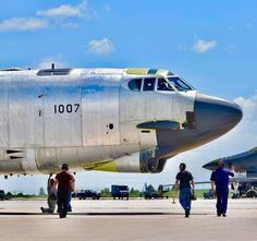 B 52 Stratofortress, Work Horses, Planes, Aircraft, Clouds, America, Vehicles, Travel, Airplanes