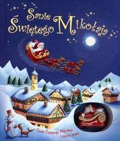 Sanie Świętego Mikołaja i 4 trasy