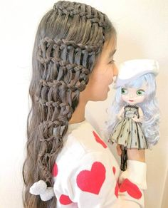 #trending #trendy #beautiful #cute #stylish #haircut #hairstyle #latest #2021 #best #girls #kids #kidshaircuts Baby Girl Haircuts, Cute Girls Hairstyles, Haircuts With Bangs, Casual Hairstyles, Loose Hairstyles, Stylish Haircuts, Cool Haircuts, Combed Back Hair, Elsa Braid