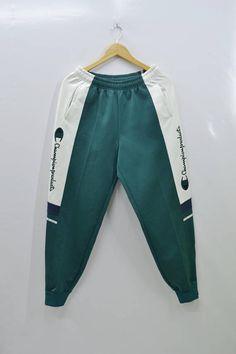 106c46412a85 CHAMPION Tracksuit Vintage 90 s Champion Products Big Logo Made In Japan  Tracksuit Size Jaspo L