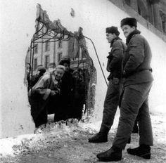 Vrijheid na de berlijnse muur