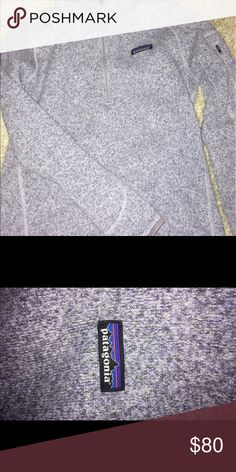 Patagonia better sweater Patagonia. Womens size medium better sweater. Excellent condition Patagonia Sweaters