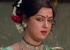 Hema Malini in 'Krodhi', Most Beautiful Bollywood Actress, Bollywood Actress Hot Photos, Beautiful Indian Actress, Hema Malini, English Grammar, India Beauty, Hottest Photos, Indian Actresses, Movie Stars