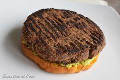 Steak haché de la mort qui ne tue pas les animaux (vegan, sans gluten) – Sans foie ni l'oie