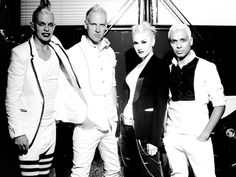 Still one of the coolest bands around.  Gwen Stefani has a unique voice and style to match!