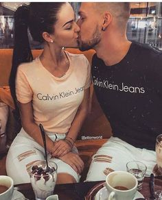 Couples Quotes Love, Fit Couples, Couples In Love, Matching Couple Outfits, Matching Couples, Black Relationship Goals, Military Girl, My Photos, Couple Photos