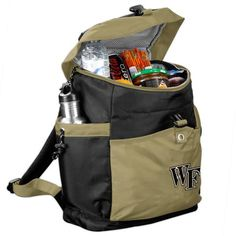 NCAA Wake Forest Backpack Cooler