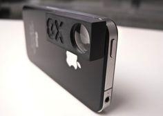 iPhone 8x Macro Lens