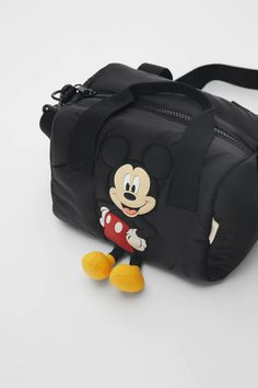 MICKEY MOUSE © DISNEY BOWLING BAG | ZARA United States