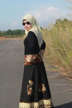 The Batik Skirt.....