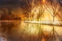 A winter dream by Maurizio Fecchio