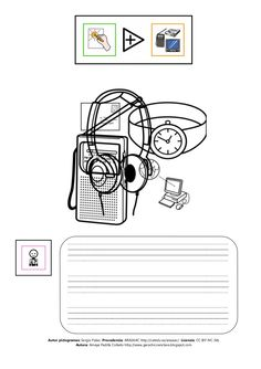 Figura fondo medios de comunicación by Amaya Collado via slideshare Creative Thinking, Comics, Speech Therapy, Speech And Language, Means Of Communication, Occupational Therapy, Unity, Note Cards, Cartoons