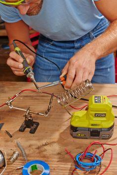 Sjekk ut høstens hobbyverktøy - Byggmakker Dyi