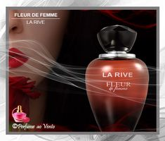 Perfume Fleur de Femme La Rive, Contratipo do Perfume Poison Girl Christian Dior La Rive, Christian Dior, Perfume Bottles, Blog, Beauty, Openness, Report Cards, Beauty Illustration