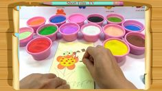 [Short Film .Tv]Colors Collection for Children - Colored Sand Painting -...