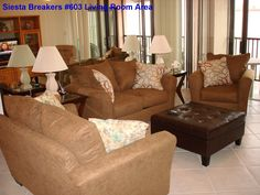 Thing 1, Siesta Key, Sofa, Couch, Beach Condo, Condominium, Flooring, Furniture, Home Decor