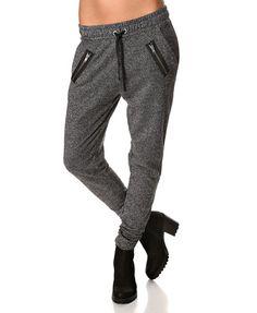 Spodnie dresowe - szary / stylepit