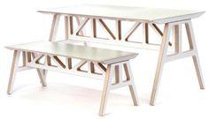 Context Furniture Truss A-Frame Table | 2Modern Furniture & Lighting