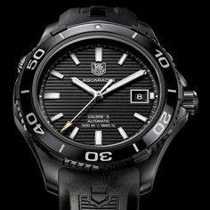 TAG Heuer Aquaracer 500M Ceramic Watch