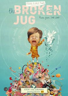 GU Publisher Parenting Guides: Stop the Drama, The Broken Jug