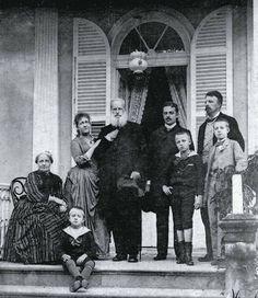 Família real! museu imperial de Petrópolis!!!