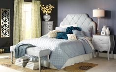 Pier 1 Hayworth Bedroom Collection