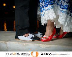 The Shooting Espresso - Angela y Angel - Chinela y Babuchas