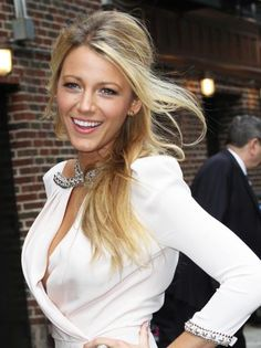 She's too pretty #blakelively #gorgeous