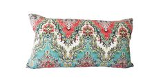 India Sari Jewel Decorative Pillow Cover  by PillowTimeGirls