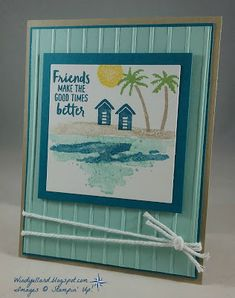 Stamping sunday blog hop cards masculine cards and card ideas watercolor friends bookmarktalkfo Gallery