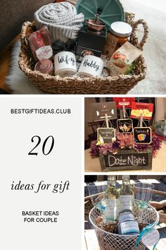 Some collection of ideas about 20 Ideas for Gift Basket Ideas for Couple. Get this Lovely and Pin this article right now! Some collection of ideas about 20 Ideas for Gift Basket Ideas for Couple. Get this Lovely and Pin this article right now! Date Night Gift Baskets, Movie Night Gift Basket, Date Night Gifts, Best Gift Baskets, Wedding Gift Baskets, Christmas Gift Baskets, Anniversary Gift Baskets, Christmas Gifts For Couples, Boyfriend Gift Basket