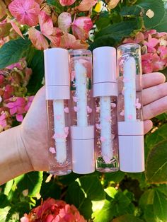 Voss Bottle, Water Bottle, Lip Gloss Containers, Diy Lip Gloss, Glossier Gloss, Best Drugstore Makeup, Lip Products, Cute Makeup, Lip Care