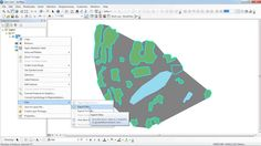 Converting categories to shapefiles in ArcGis