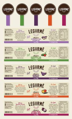 Legurmê Puro Sabor is part of Food packaging design – Jar packaging – Jam packaging – Packaging - Superheros. Fruit Packaging, Food Packaging Design, Bottle Packaging, Coffee Packaging, Spice Labels, Food Labels, Beer Labels, Bottle Labels, Kombucha