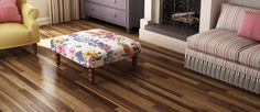 Walnut is a naturally variegated hardwood - its tones range from light gold to deep coffee brown