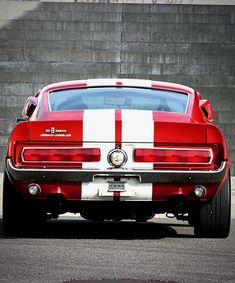 """utwo: """"'67 Ford Mustang Shelby G.T.350 © gerlingracing """""""