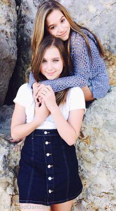 Lila ❤️❤️❤️❤️ Sister Poses, Girl Poses, Lilia Buckingham, I Miss My Sister, Maddie And Mackenzie, Mackenzie Ziegler Instagram, Sister Friends, Best Friends, Chula