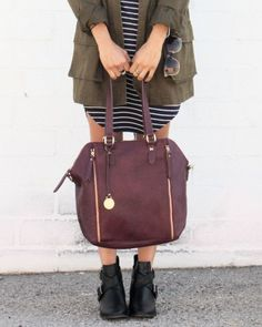 Misha Vegan Leather Handbag #misha #leather #vegan #faux #burgundy #fall #winter #oversize #handbag