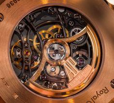 Audemars Piguet Royal Oak Double Balance Wheel Openworked Watches Hands-On