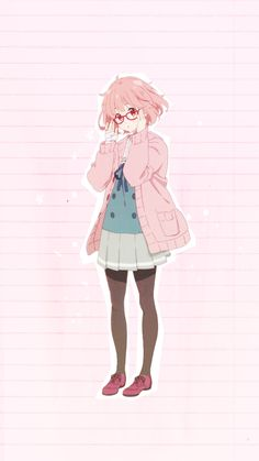 ✿ 君に届け ✿ — zunakawa: mobile wallpapers of knk Otaku, Anime In, Mirai Kuriyama, Ahegao, Kyoto Animation, A Silent Voice, Kawaii Anime Girl, Anime Girls, Animes Wallpapers