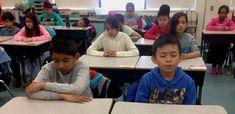 """A Vancouver, des institutrices mettent en place dans leurs classes le programme """"Mind up"""". Créé en 2003 aux Etats-Unis, il consiste à..."""