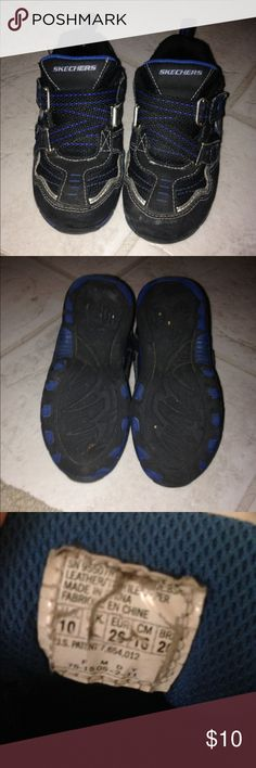 Sketchers boys size 10 Boys size 10 shoe.  Good used condition. Shoes Sneakers