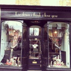 brilliant store name or lyric