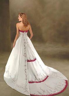 wedding dresses a line wedding dresses with straps wedding dresses laces a-line/princess strapless chapel train wedding dress for brides 2014 style