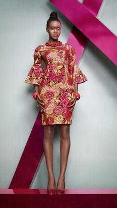 Vlisco V-Inspired ~African fashion, Ankara, kitenge, African women dresses… African Inspired Fashion, African Print Fashion, Africa Fashion, Ethnic Fashion, Fashion Prints, Womens Fashion, Ankara Fashion, African Print Dresses, African Dresses For Women