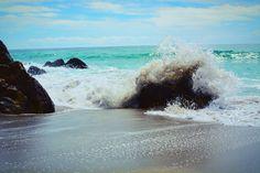 Malibu beach , California